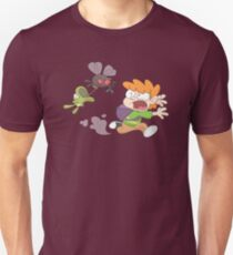 Mikey and Flyrog T-Shirt