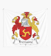 Tremaine or Tremayne Wall Tapestry