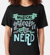 Musical Theatre Nerd Slim Fit T-Shirt