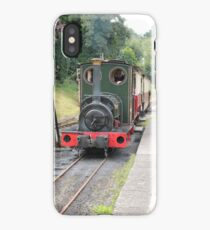 Here She Comes! iPhone Case