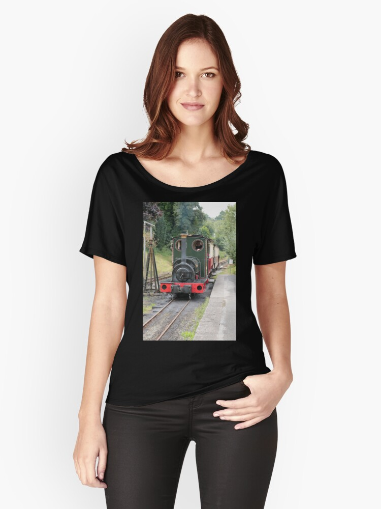 Here She Comes! Women's Relaxed Fit T-Shirt Front