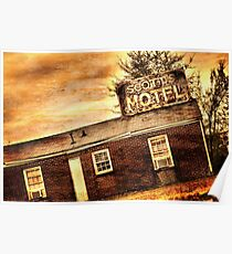 Scott's Motel Poster