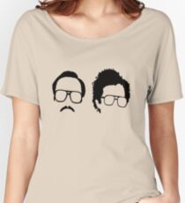 NAPOLEON DYNAMITE & KIP DYNAMITE  Women's Relaxed Fit T-Shirt