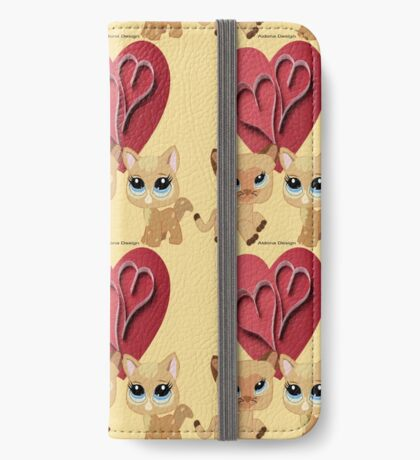 Cats ( 6914 Views) iPhone Wallet