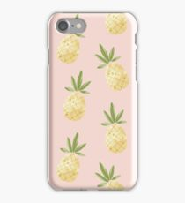 Mmmh, pineapple! iPhone Case/Skin