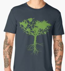 Earth Tree Men's Premium T-Shirt