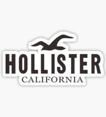 Hollister Merchandise Sticker