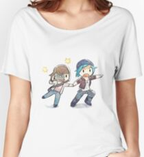 Life is Strange The Chase Women's Relaxed Fit T-Shirt