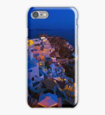 Oia Santorini  iPhone Case/Skin