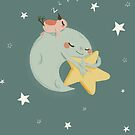 « Moon Nap » par BabyKarot