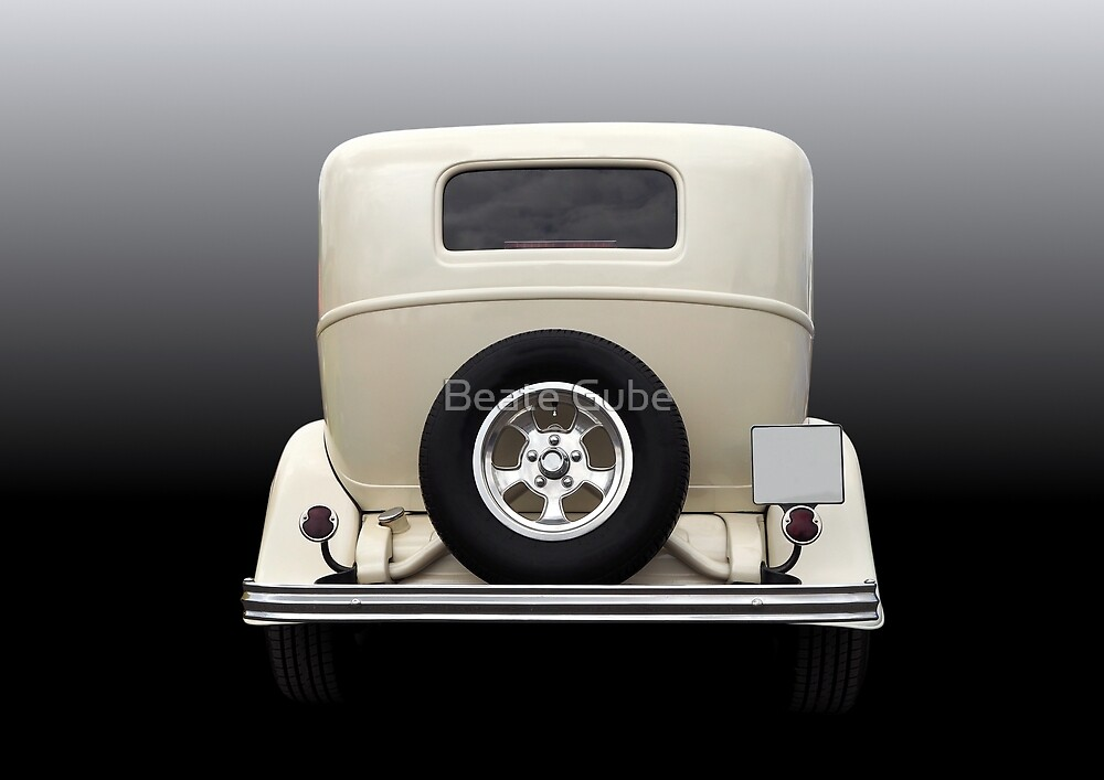 Hot Rod Style by Beate Gube
