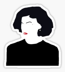 Audrey Horne Sticker