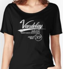 vandelay Women's Relaxed Fit T-Shirt