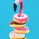 A Famished Flamingo by jamesormiston