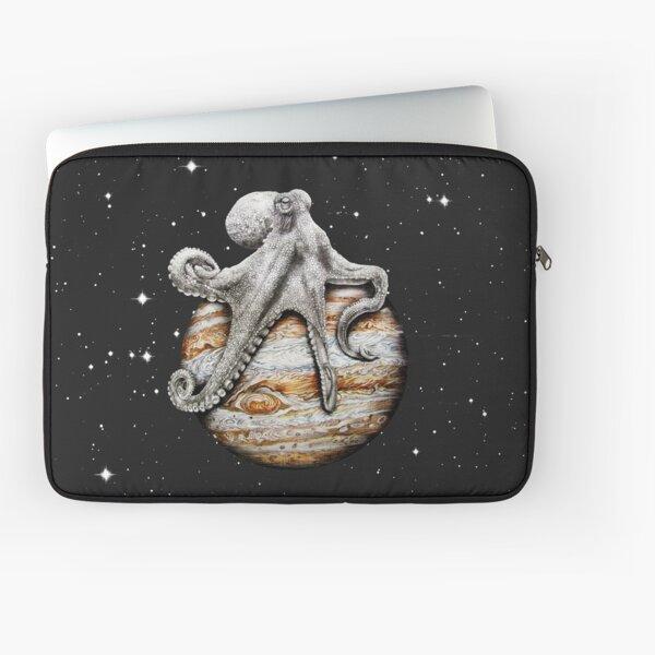 Celestial Cephalopod Laptop Sleeve