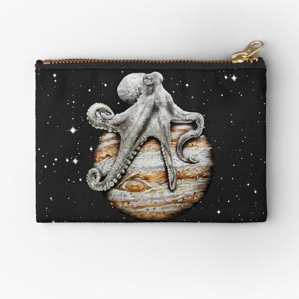 Celestial Cephalopod Zipper Pouch