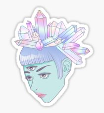 A Crown Fit For... Sticker