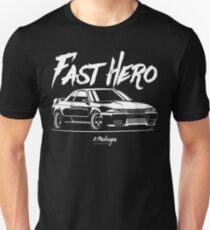 Fast Hero. R32 GT-R T-Shirt
