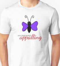 Appalling Dress Sense Butterfly T-Shirt