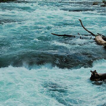 water fall by Ismart