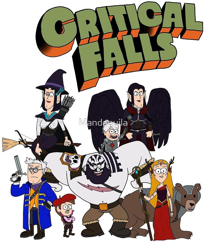 Critical Falls: Vox Machina by Simon Jameson