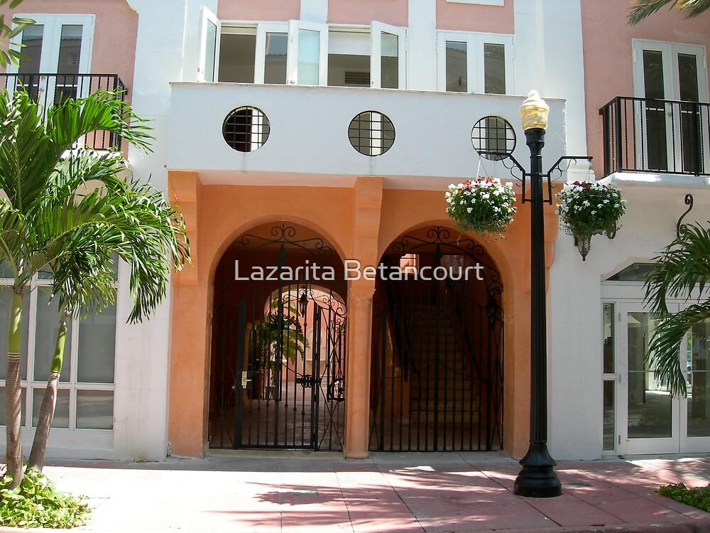 Doors and Doors by Lazarita Betancourt