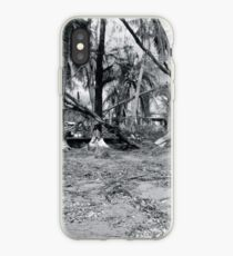 Landscape Right After a Disaster iPhone Case