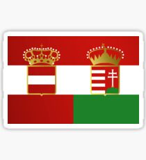 Austria Hungary Sticker