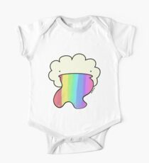 Pucking rainbows cloud One Piece - Short Sleeve