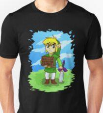 Looking For Work - Legend of Zelda T-Shirt