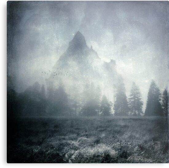 Guardians of Lonely Mountains by Dirk Wuestenhagen
