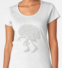 Braindead. Women's Premium T-Shirt