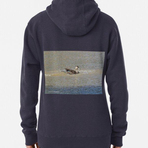 Pacific Black Duck (631) Pullover Hoodie