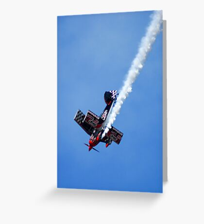 Avalon Airshow - N540S Pitts S-2S Special Greeting Card