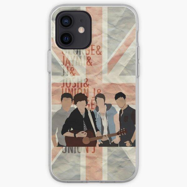 &Union J iPhone Soft Case