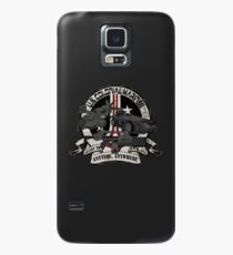 Anytime, Anywhere. Case/Skin for Samsung Galaxy