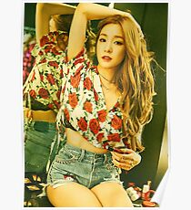 GIRLS GENERATION HOLIDAY NIGHT TIFFANY Poster