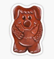 Yowie Sticker