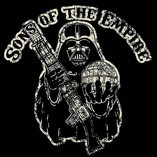 Sons of Empire Badge by J.C. Maziu