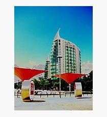 Nova Lisboa Photographic Print
