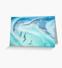 Ocean Flight Greeting Card