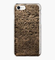 Egypt art iPhone Case/Skin