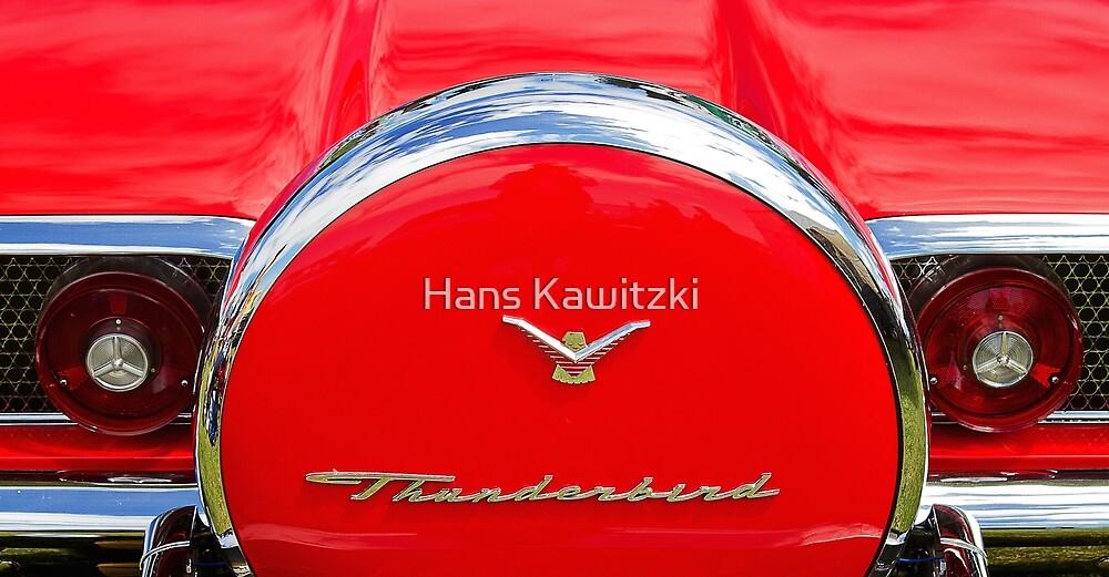 1694 Thunderbird by Hans Kawitzki