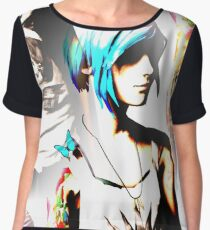 Chloe Price - In Pieces - Life is Strange Women's Chiffon Top