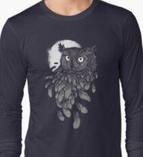 Vanishing in the Night Long Sleeve T-Shirt