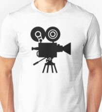 Film movie camera Unisex T-Shirt