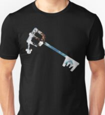 Kingdom Hearts Sora Keyblade Unisex T-Shirt