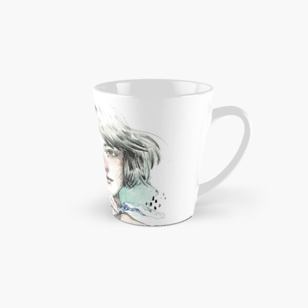 THE SPIRAL elenagarnu Tall Mug