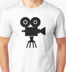 Film movie camera Unisex T-Shirt