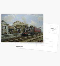 Brixham station Postcards